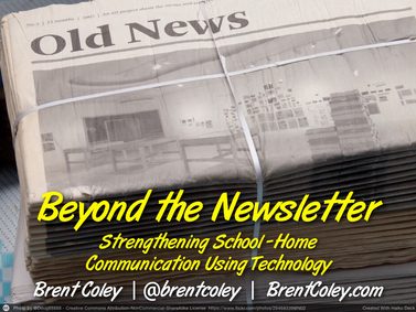 Beyond the Newsletter